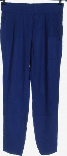 MANGO Baggy Pants in M in blau, Produktansicht