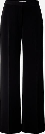 Samsoe Samsoe Spodnie w kant w kolorze czarnym, Podgląd produktu