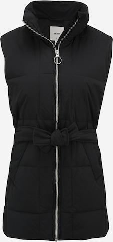 OBJECT Petite Vest in Black