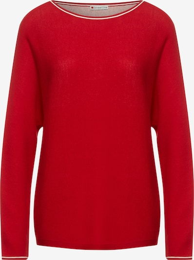 STREET ONE Sweater in Red, Item view