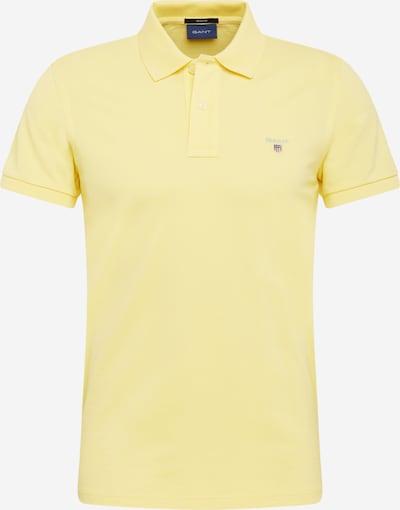 GANT T-Krekls 'Rugger' tumši zils / gaiši dzeltens / pelēks / sarkans, Preces skats