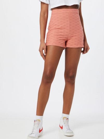 Trendyol Shorts in rosa, Modelansicht