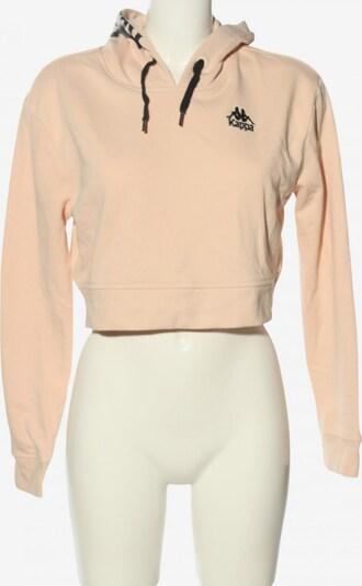 KAPPA Kapuzensweatshirt in M in pink / schwarz, Produktansicht