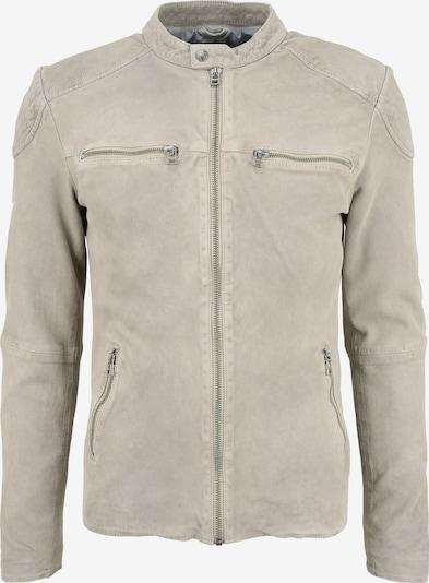 Goosecraft Lederjacke 'ARDEN' in beige, Produktansicht