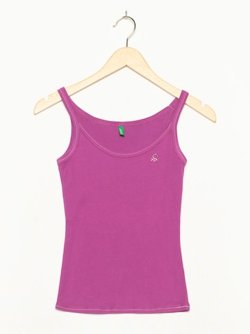 UNITED COLORS OF BENETTON Oberteil in XXS in Lila