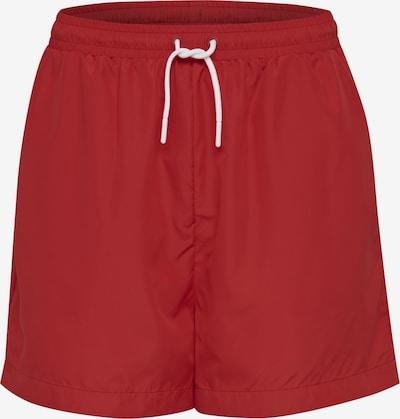 hummel hive Shorts in rot, Produktansicht