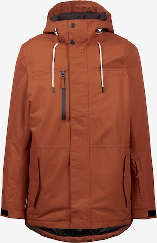 MAUI WOWIE Outdoor jacket in Brown