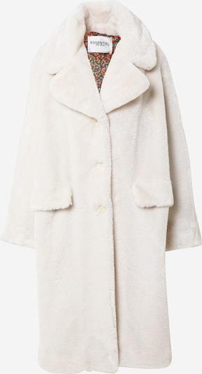 Essentiel Antwerp Mantel in weiß, Produktansicht