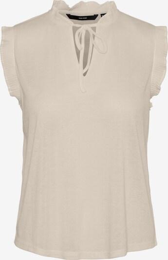 Vero Moda Petite Bluse 'KALI' in beige, Produktansicht