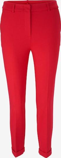 heine Pantalon en rouge, Vue avec produit