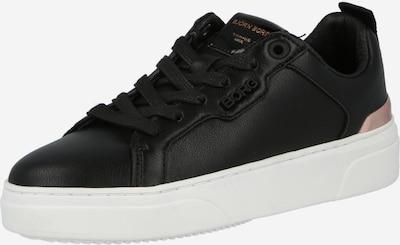 BJÖRN BORG Sneaker in rosegold / schwarz, Produktansicht