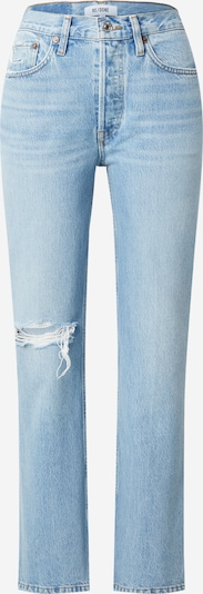 RE/DONE Jeans in hellblau: Frontalansicht