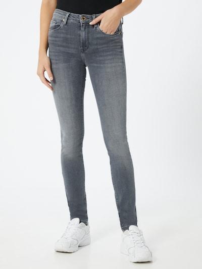 TOMMY HILFIGER Jeans 'Como' in grau: Frontalansicht