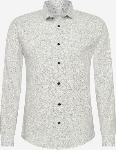 Lindbergh Košile 'Ditsy' - černá / bílá, Produkt