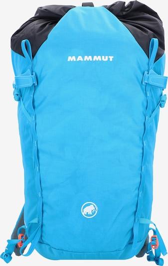 MAMMUT Sporttas 'Trion' in de kleur Hemelsblauw / Zwart / Wit, Productweergave