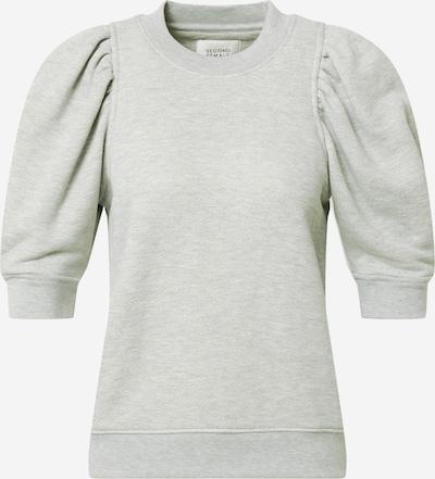 SECOND FEMALE Pull-over en gris, Vue avec produit