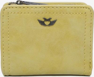 Fritzi aus Preußen Porte-monnaies 'Aurelie' en jaune, Vue avec produit