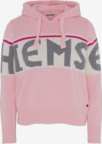 CHIEMSEE Sportsweatshirt 'Swansea' i rosa