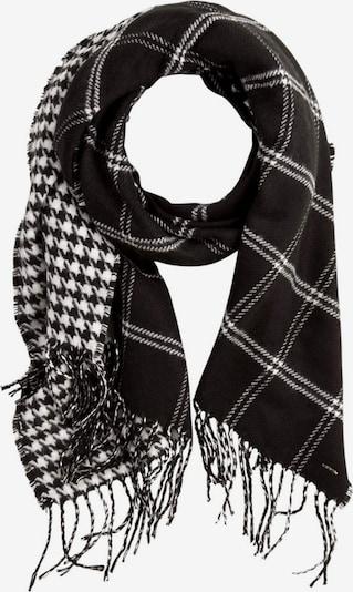 COMMA Schal in grau / weiß, Produktansicht