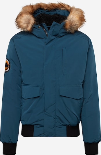 Superdry Winterjas 'EVEREST' in de kleur Donkerblauw, Productweergave