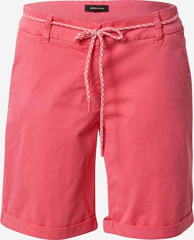 MORE & MORE Pantalon en rose, Vue avec produit