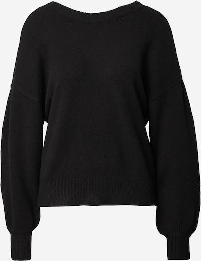 PIECES Pullover 'Daisy' in schwarz, Produktansicht