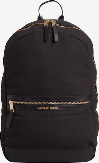 Superdry Rucksack in schwarz, Produktansicht