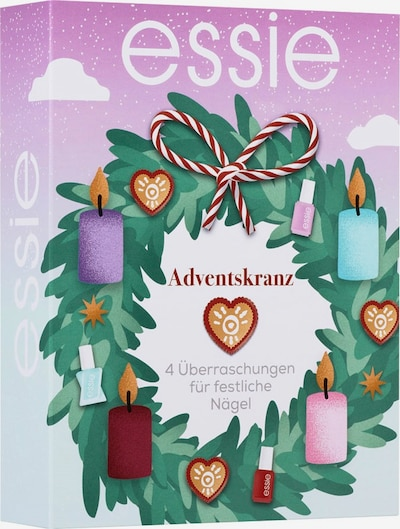 essie Adventskalender in mischfarben, Produktansicht