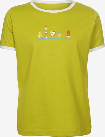 ELKLINE T-Shirt in Gelb