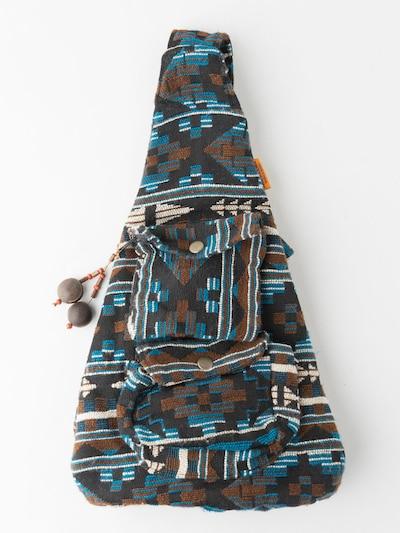 Daquilema Rucksack in One Size in mischfarben, Produktansicht