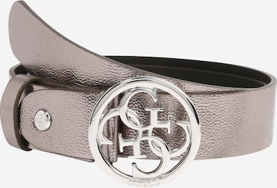 GUESS Gürtel 'Sandrine' in silber, Produktansicht