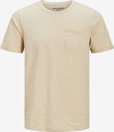 JACK & JONES T-Shirt in beige, Produktansicht