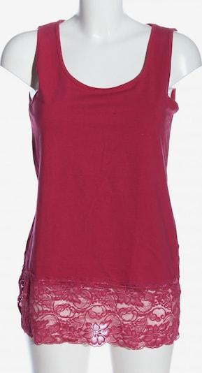 ElleNor Long-Bluse in L in rot, Produktansicht