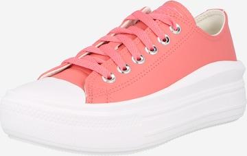 CONVERSE Sneaker 'CTAS MOVE' in Pink