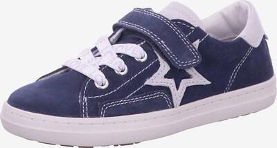 Vado Schuh in indigo / weiß, Produktansicht