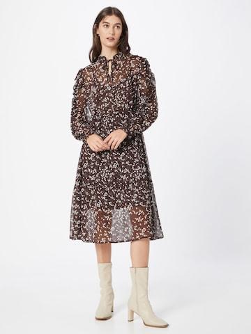 Riani Kleid in Braun