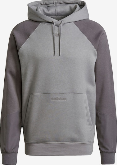 ADIDAS ORIGINALS Sweatshirt in hellblau / dunkelgrau, Produktansicht