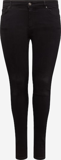 PIECES (Curve) Jeans 'Delly' in schwarz, Produktansicht
