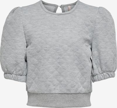 KIDS ONLY Sweatshirt 'Medina' in graumeliert, Produktansicht