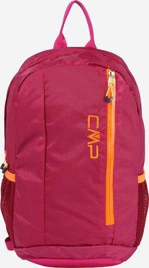 CMP Sac à dos de sport 'REBEL 10' en orange / fuchsia, Vue avec produit