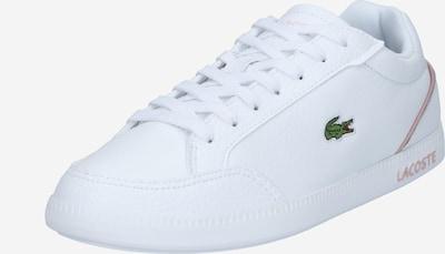 LACOSTE Nízke tenisky - ružová / biela, Produkt