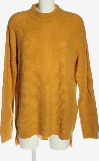 Sparkz Oversized Pullover in S in hellorange, Produktansicht