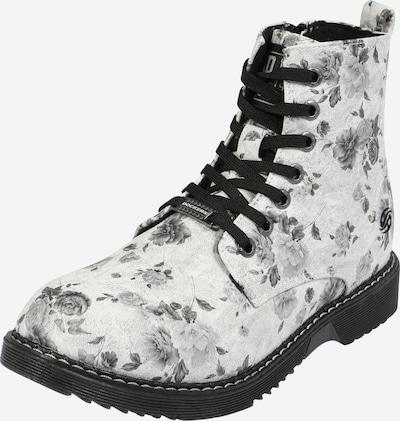 Dockers by Gerli Boot in basaltgrau / weiß, Produktansicht