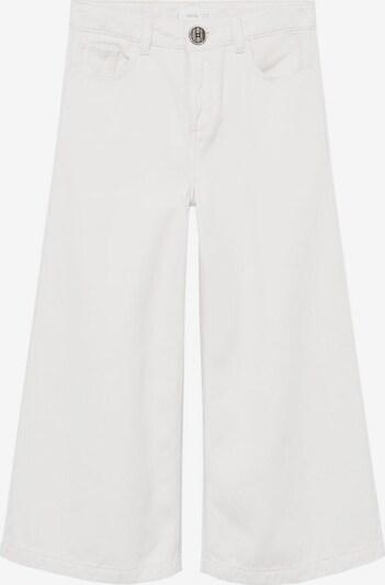 MANGO KIDS Jeans 'Elena' in weiß, Produktansicht