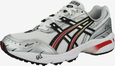 ASICS Loopschoen ' Gel-1090 ' in de kleur Rood / Zwart / Zilver / Wit, Productweergave