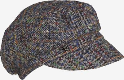 LOEVENICH Bonnet ' Kapitän ' en bleu, Vue avec produit