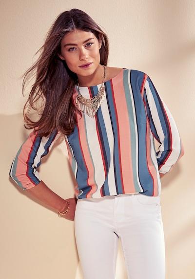LAURA SCOTT Bluse in mischfarben, Modelansicht