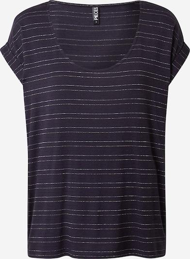 PIECES Camiseta en marino / blanco, Vista del producto