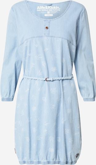 Alife and Kickin Obleka 'Doja'   svetlo modra / bela barva, Prikaz izdelka