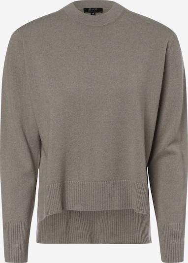 SvB Exquisit Pullover in dunkelgrau, Produktansicht